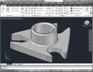 AutoCAD 2013 tutorials by Video-Tutorials.net