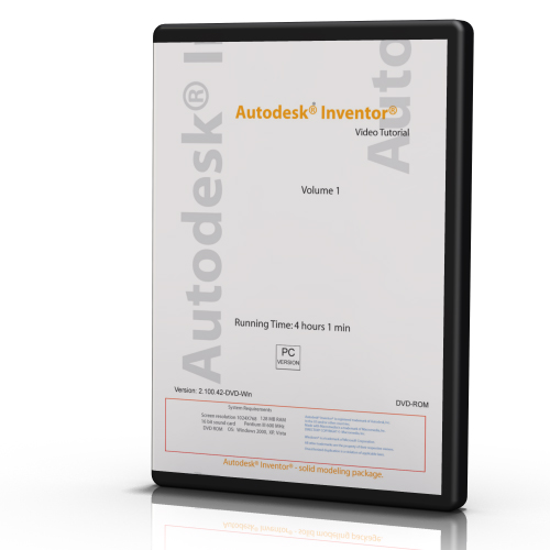 AutoDesk Inventor 2010 2009 Video Library