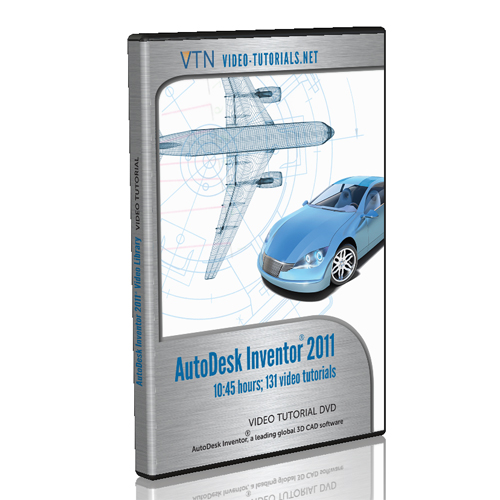 AutoDesk Inventor 2011 Video Library