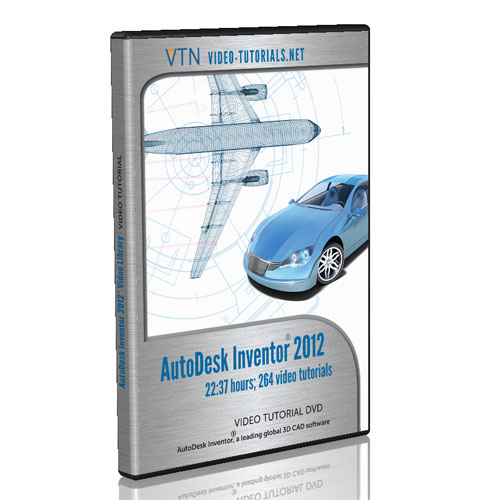 AutoDesk Inventor 2012 Video Library
