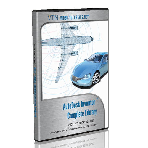 AutoDesk Inventor Complete Video Library