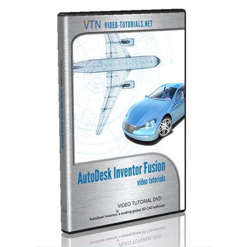 AutoDesk Inventor Fusion Video Tutorial