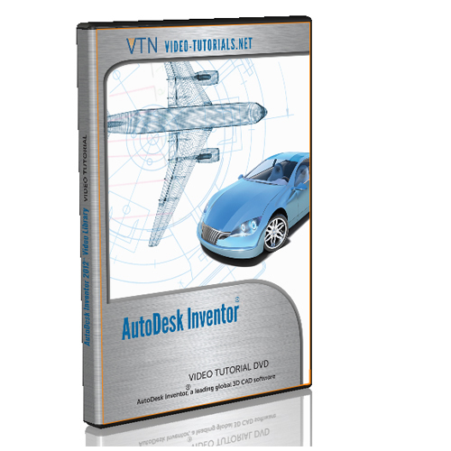 AutoDesk-Inventor-Training by Video-Tutorials.Net