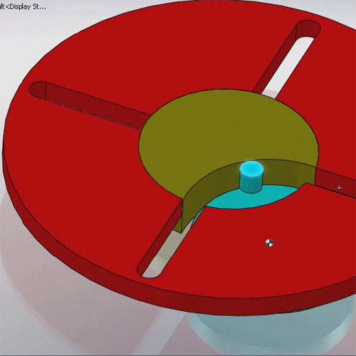 SolidWorks Video Tutorial Advanced Assembly