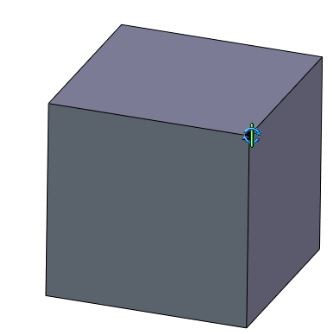 SolidWorks tutorials - rotate your model around a vertex