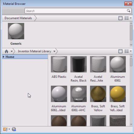 AutoDesk Inventor Studio Video Tutorials
