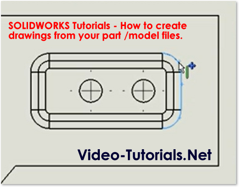 SolidWorks Tutorials Drawings