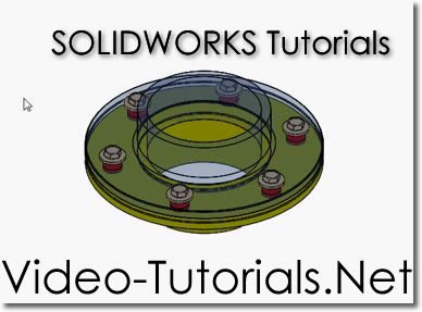 SOLIDWORKS Tutorials Hidden Bodies