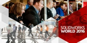 Watch SOLIDWORKS World 2016 from the comfort of your own desk!