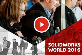 Missed SOLIDWORKS World?