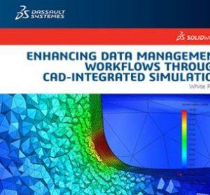 SOLIDWORKS data management workflow