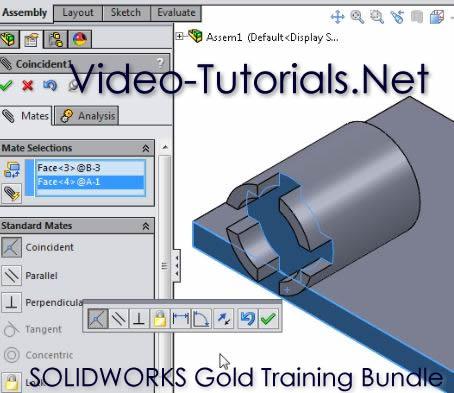 SOLIDWORKS Tutorials Gold Training Bundle 22+ hrs - save 60%